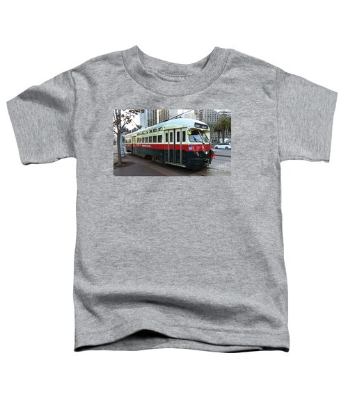 Trolley Number 1077 Toddler T-Shirt