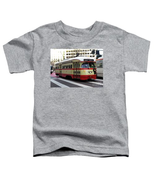 Trolley Number 1079 Toddler T-Shirt