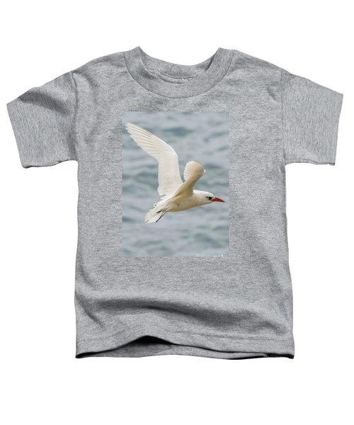 Tropic Bird 2 Toddler T-Shirt by Werner Padarin