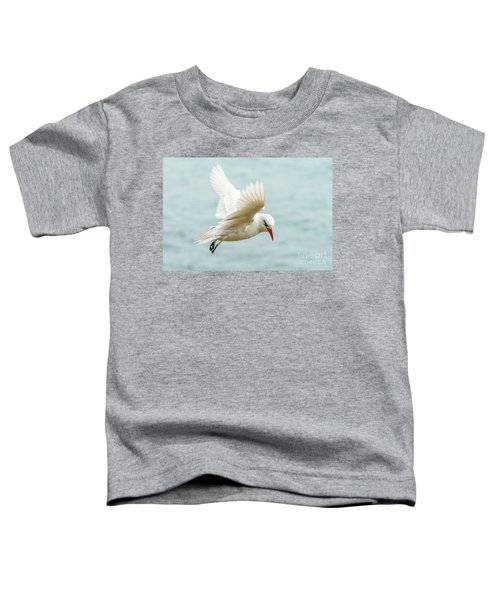 Tropic Bird 4 Toddler T-Shirt