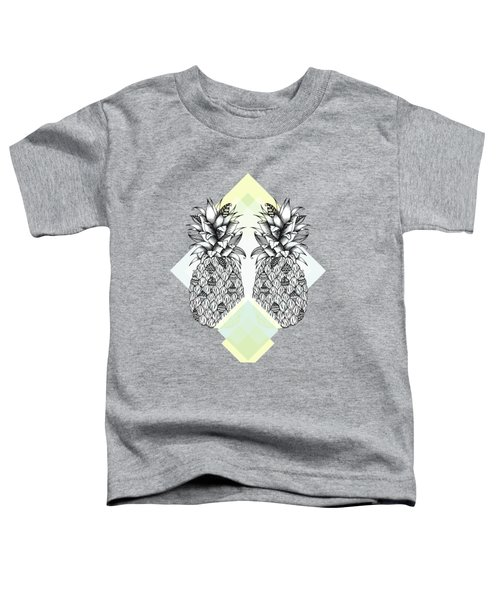 Tropical Toddler T-Shirt