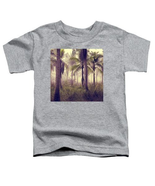 Tropical Forest Toddler T-Shirt