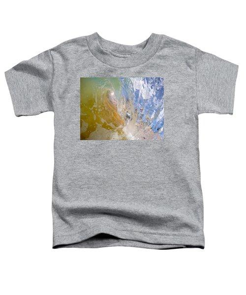 Tropical Maui Vibe  Toddler T-Shirt