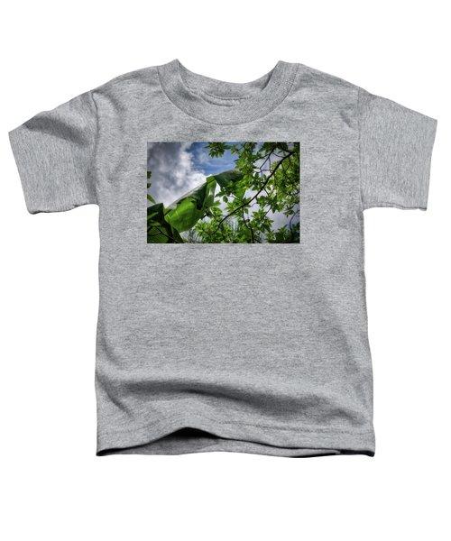 Tropical Sky Toddler T-Shirt