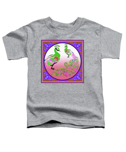 Truck Art 2 625 4 Toddler T-Shirt