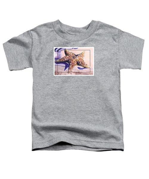 Trum L'oeil.star Fish Toddler T-Shirt