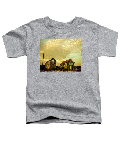 Truro Beach Houses Toddler T-Shirt