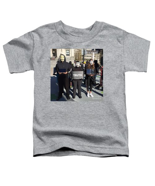Truth Toddler T-Shirt