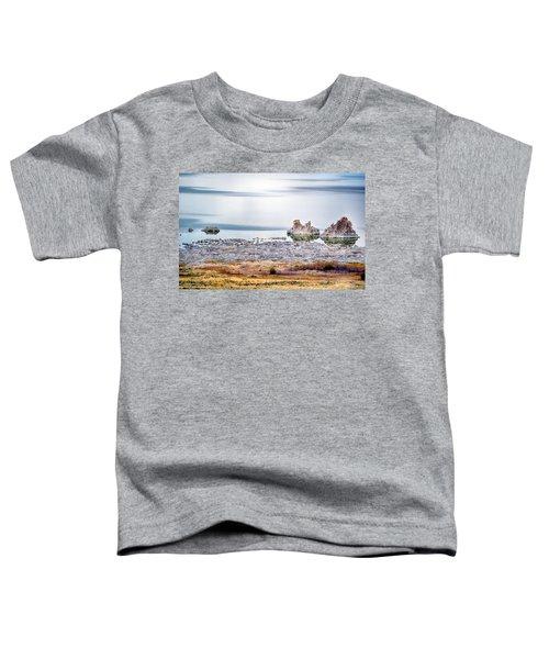 Tufa Formations At Mono Lake Toddler T-Shirt