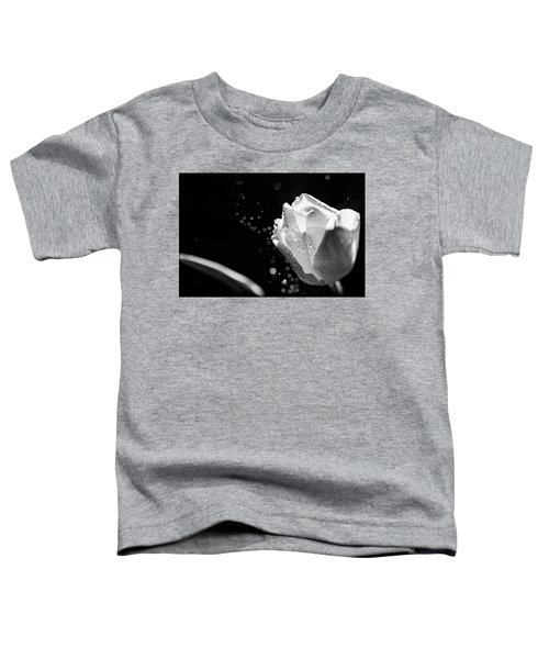 Tulip On A Rainy Day Toddler T-Shirt