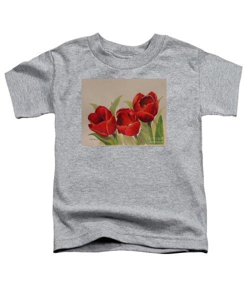 Tulip Trio Toddler T-Shirt