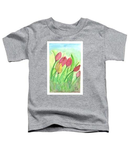 Tulipans Toddler T-Shirt