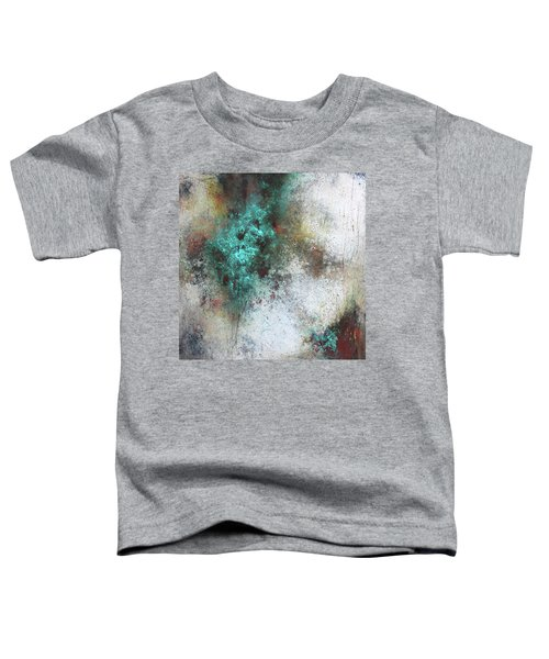 Tuscany Oil And Cold Wax Toddler T-Shirt
