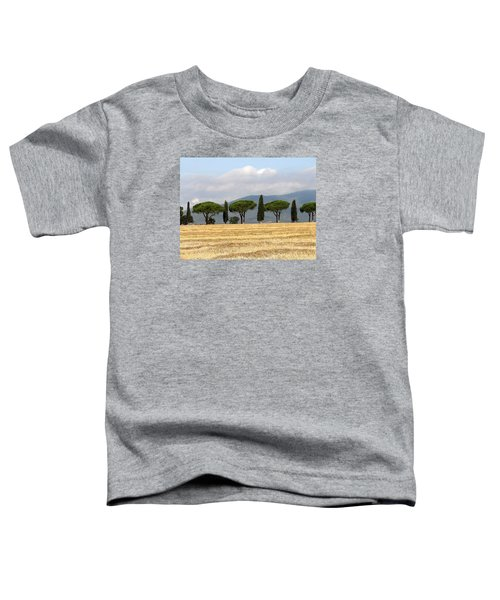 Tuscany Trees Toddler T-Shirt