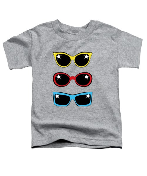 Twentieth Century Sunglasses Toddler T-Shirt