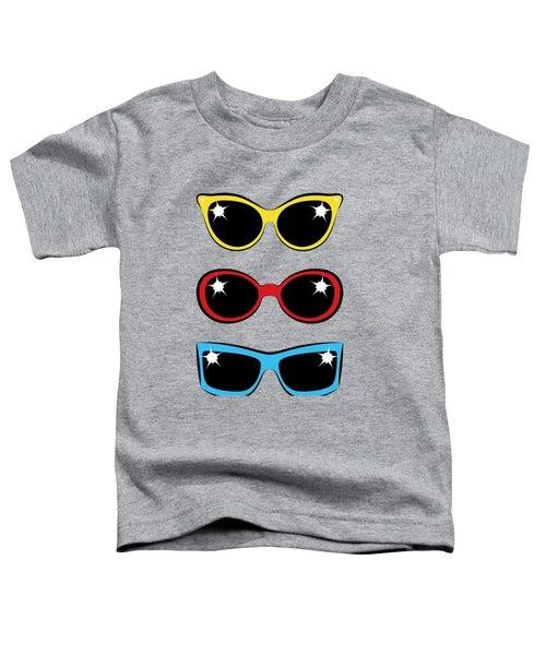 Twentieth Century Sunglasses Toddler T-Shirt