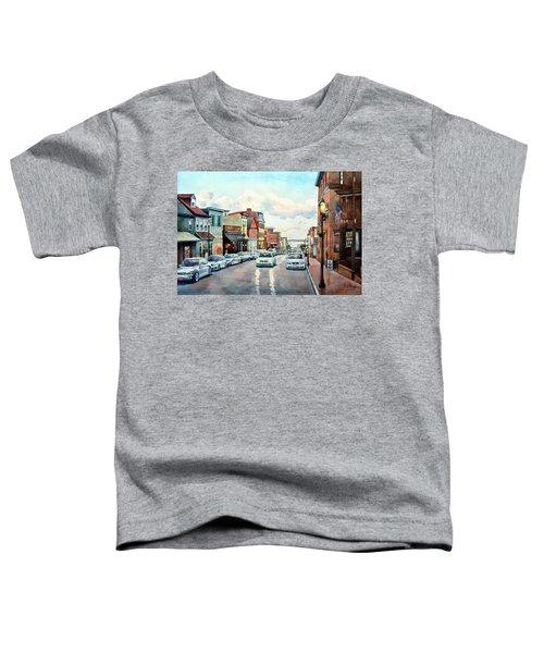 Twilight Annapolis Toddler T-Shirt