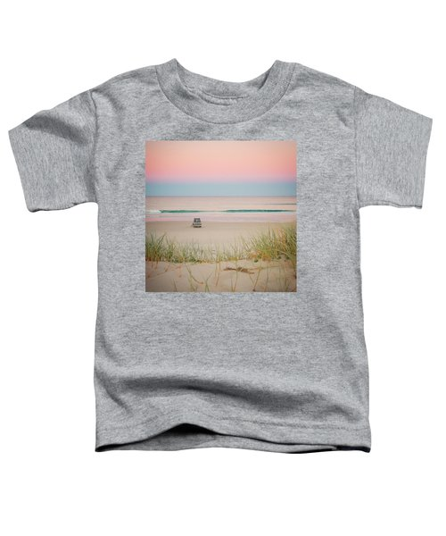 Twilight On The Beach Toddler T-Shirt