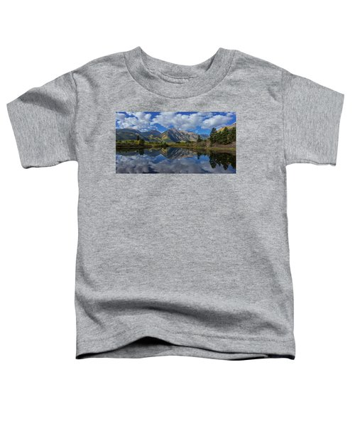 Twin Peaks Reflection Autumn Reflection Toddler T-Shirt