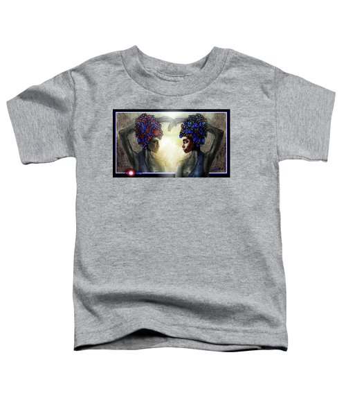 Twin Sisters Toddler T-Shirt