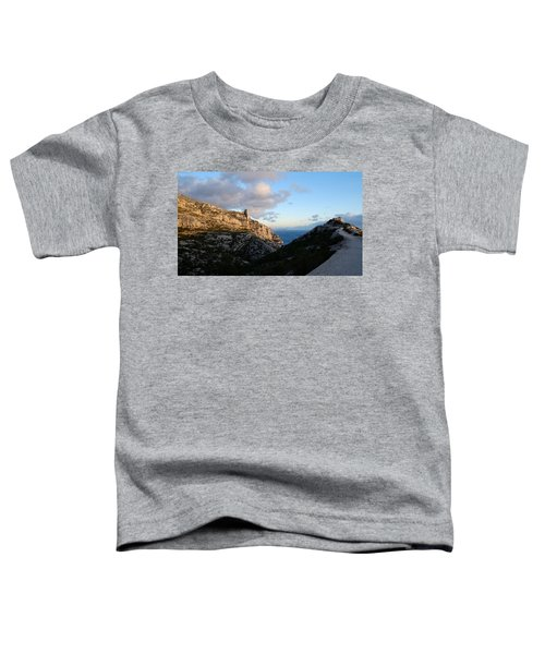 Two Point View Toddler T-Shirt