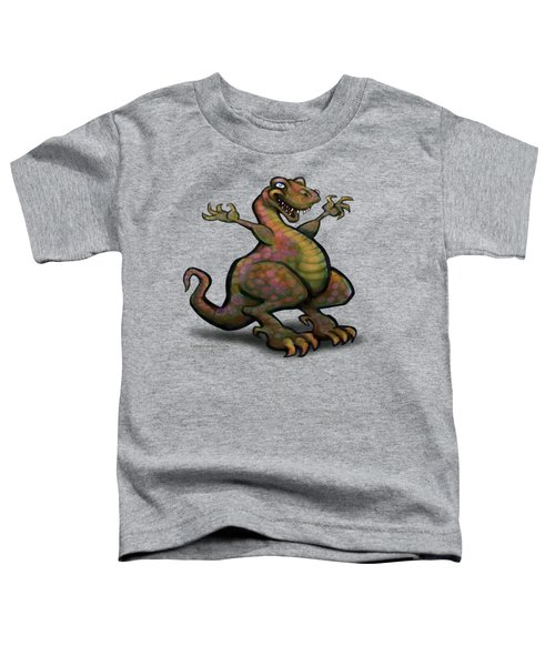 Tyrannosaurus Rex Toddler T-Shirt