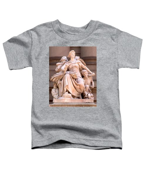 U S Custom House 4 Toddler T-Shirt