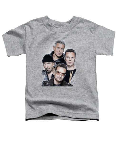 U2 Toddler T-Shirt