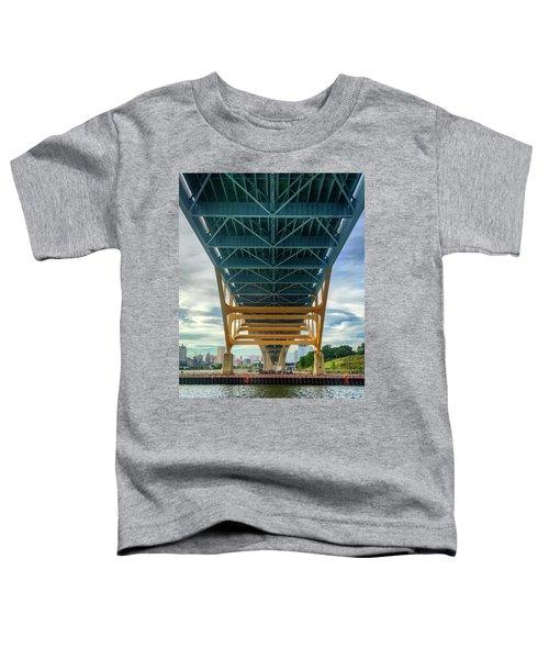 Under The Bridge Downtown Toddler T-Shirt
