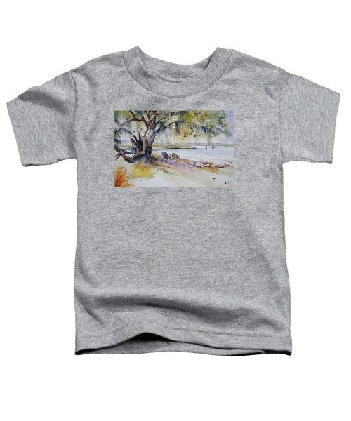 Under The Live Oak Toddler T-Shirt