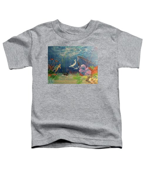 Under The Sea Toddler T-Shirt