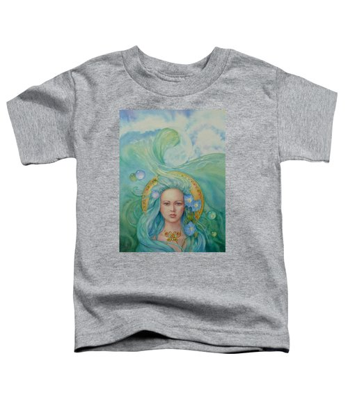 Under The Waves Toddler T-Shirt