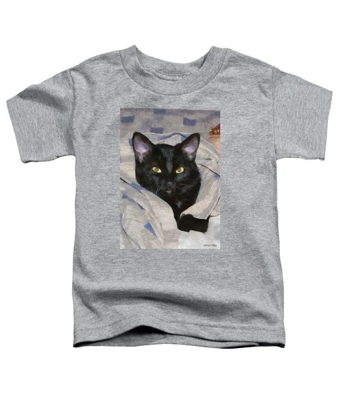 Undercover Kitten Toddler T-Shirt