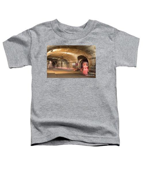 Underground Tunnels In Guanajuato, Mexico Toddler T-Shirt