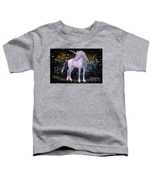 Unicorn Dust Toddler T-Shirt
