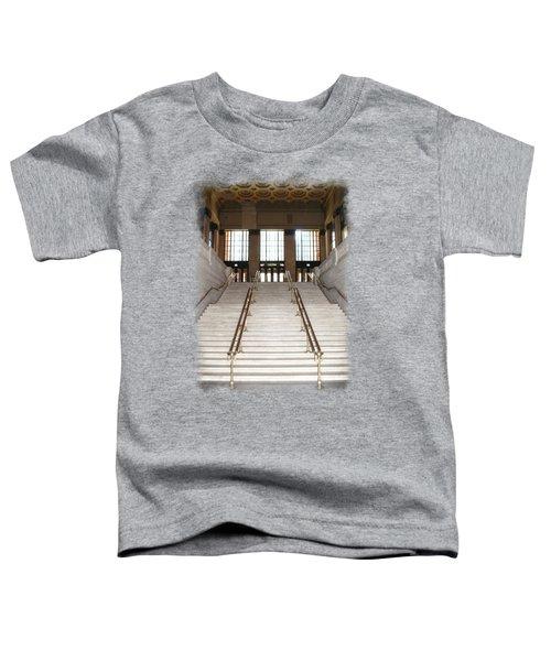 Union Street Station Toddler T-Shirt