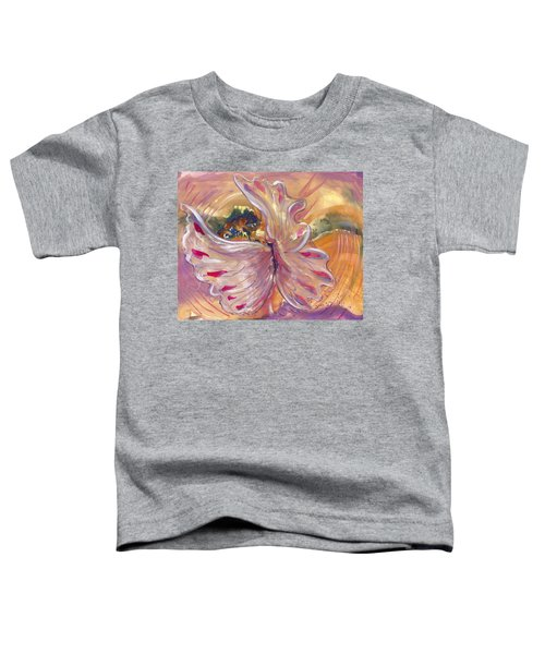 Universal Cacoon Toddler T-Shirt