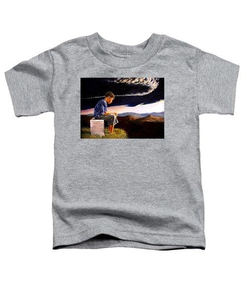Unscarred Mountain Toddler T-Shirt