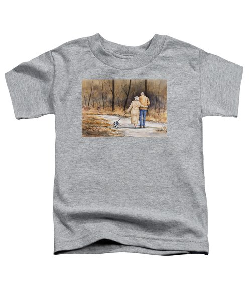 Unspoken Love Toddler T-Shirt
