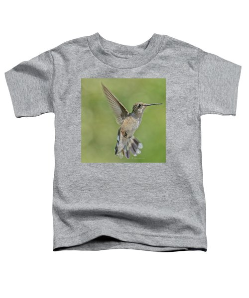 Untitled Hum_bird_four Toddler T-Shirt