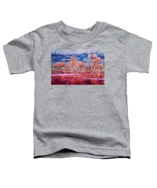 Untitled Liquid 12 Toddler T-Shirt
