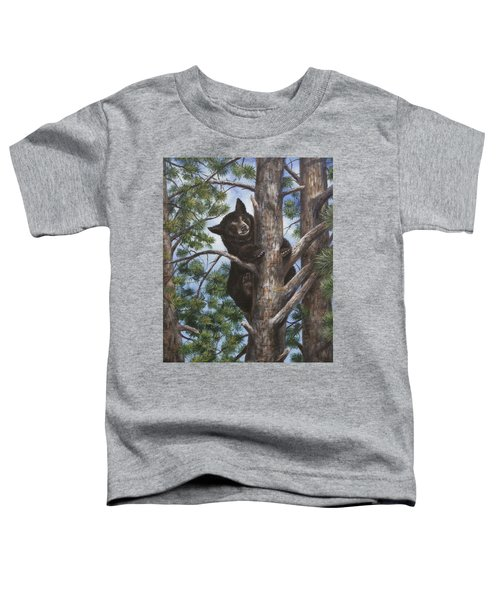 Up A Tree Toddler T-Shirt