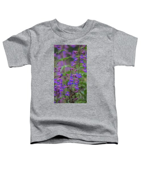 Up Close And Personal With Beauty Toddler T-Shirt