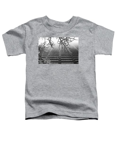 Up In The Snow Toddler T-Shirt