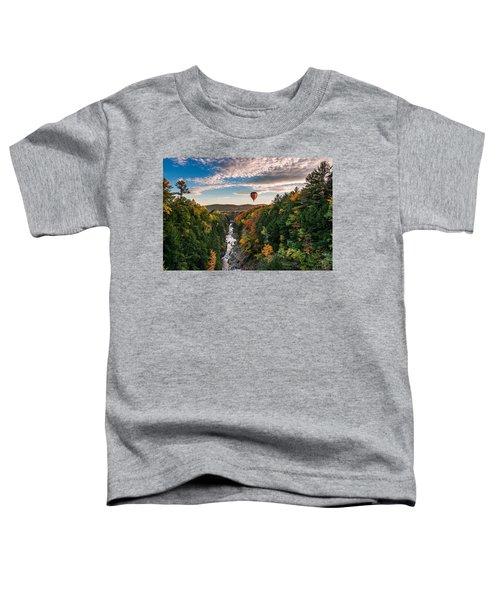 Up, Up And Away Toddler T-Shirt