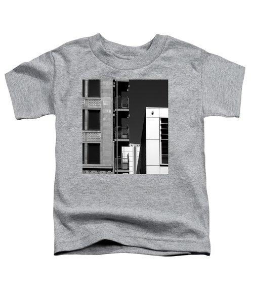 Urban Contrasts Toddler T-Shirt