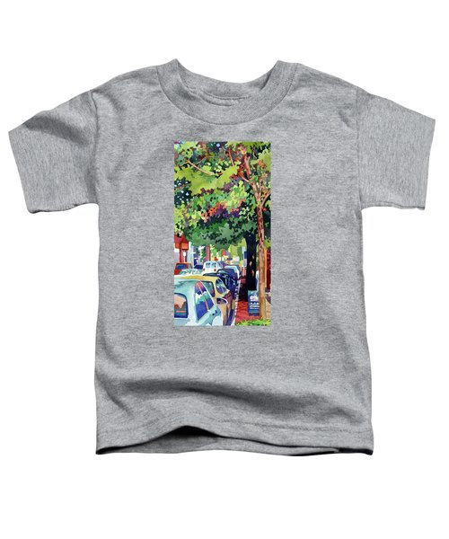 Urban Jungle Toddler T-Shirt