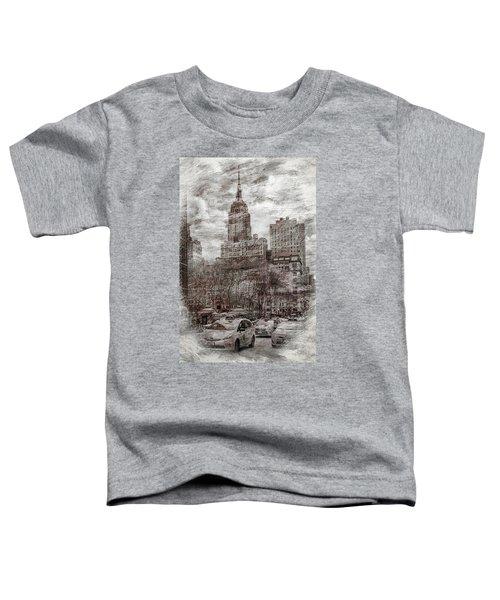 Urban Rush Toddler T-Shirt