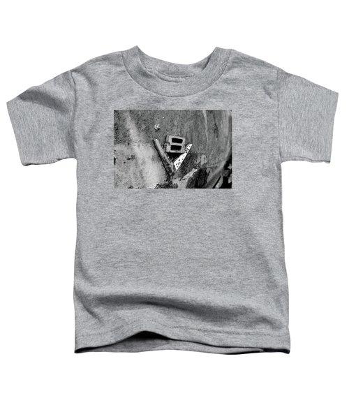 V8 Emblem Toddler T-Shirt