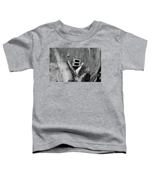 V8 Emblem Toddler T-Shirt